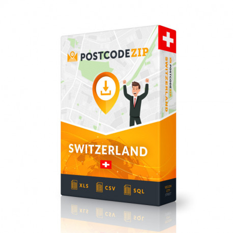 Postcode Angola, postal code database