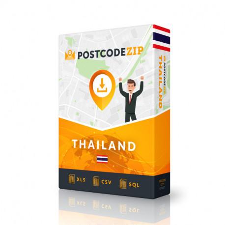 Postcode Armenia, postal code database