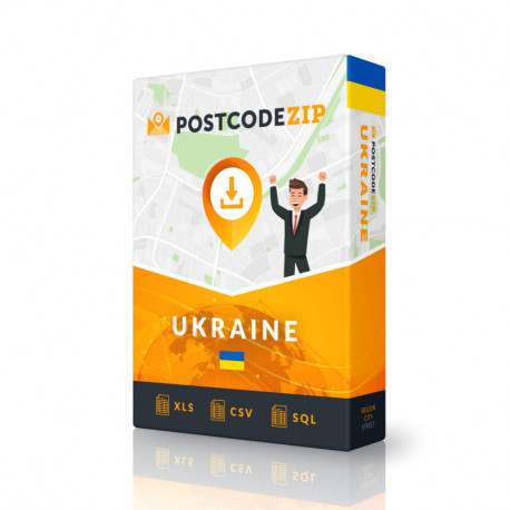 Postcode Bhutan, postal code database