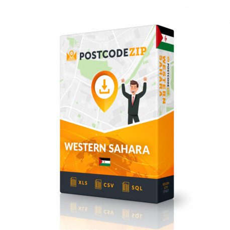 Postcode Cambodia, postal code database