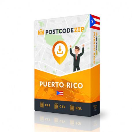 Postcode Cape Verde, postal code database