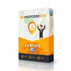 Postcode Andorra